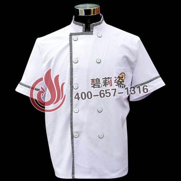 厨师服制作厂家厂商